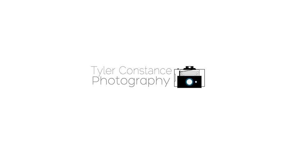 Tyler Constance Photography Old Logo